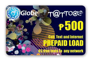 globe prepaid load - Load Prepaid Card