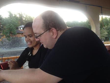 Silangang Nayon Adventure with Charisse and John