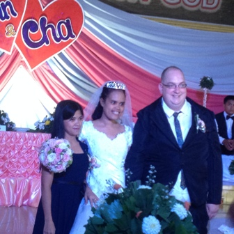 John and Charisse Wedding